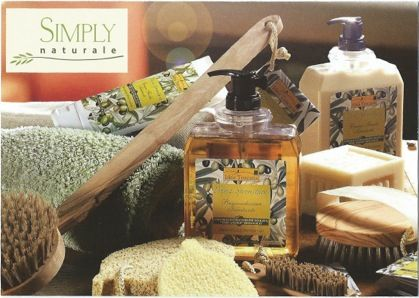 Simply Naturale - Postcard